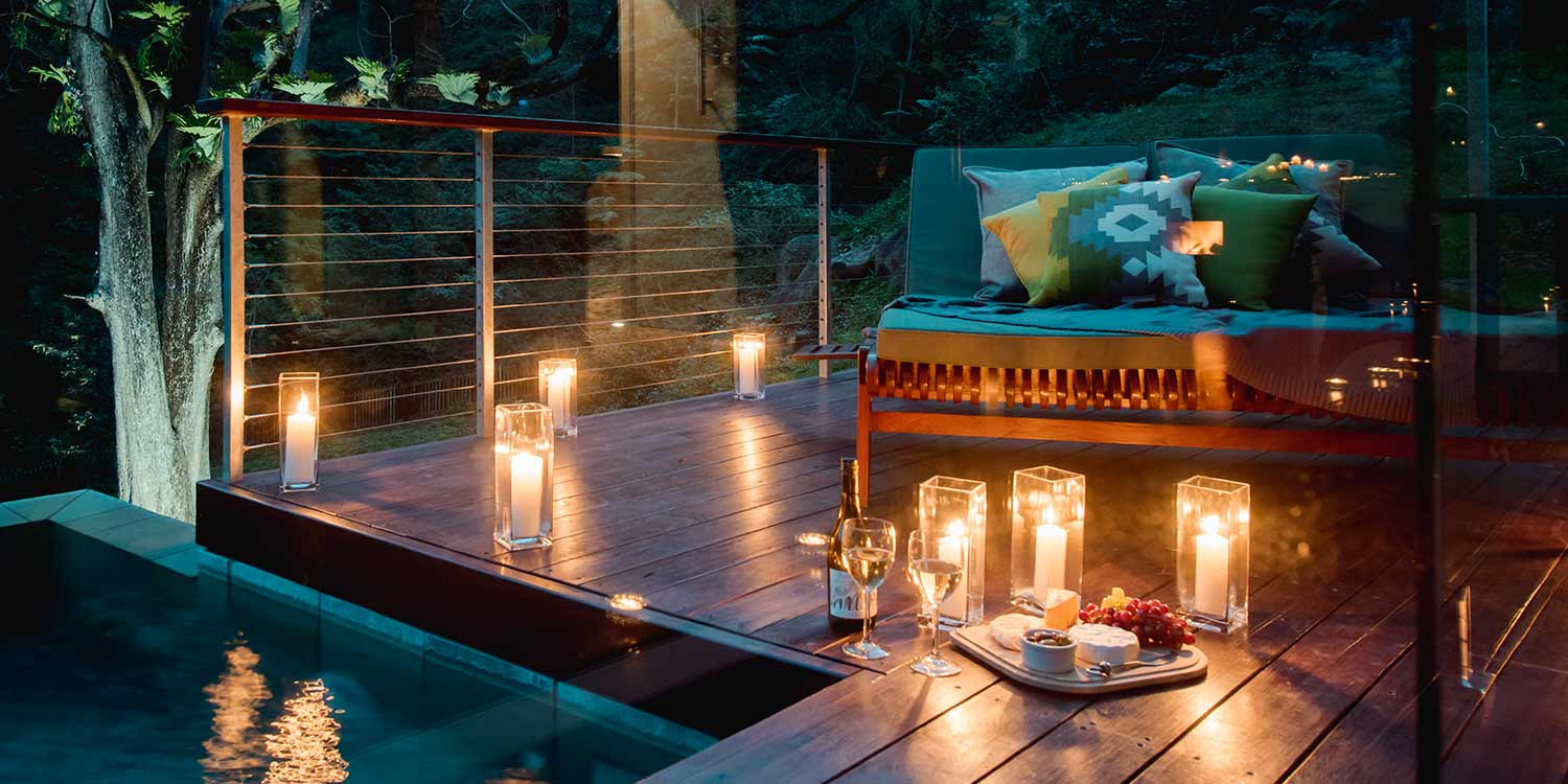 The Diamond Rainforest Proposal Experience
