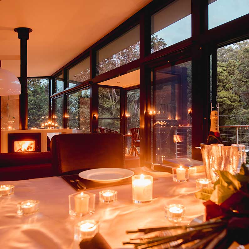 See more about our Diamond Rainforest Proposal & Romantic Package