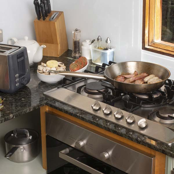 See more about self-catering with our fully equipped kitchens