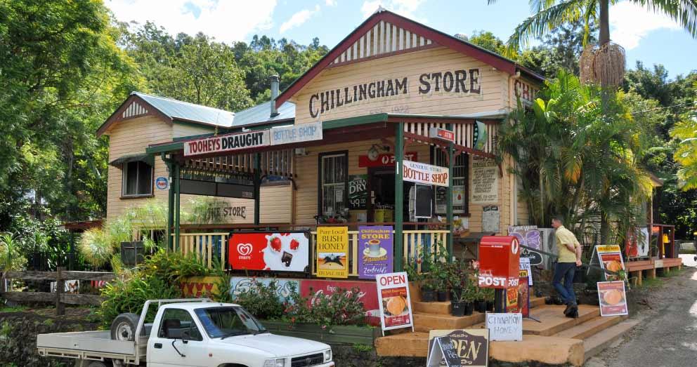 Chillingham Store